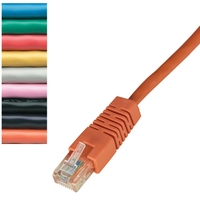 Cat5e UTP Cable molded