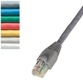 GigaBase® CAT5e 350-MHz Ethernet Crossover Patch Cable – Snagless, Unshielded (UTP)