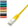 GigaBase® CAT5e 350-MHz Ethernet Patch Cable – LSZH, F/UTP