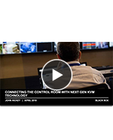 Watch our recorded Webinar: Control Rooms