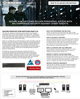 Flyer Secure KVM